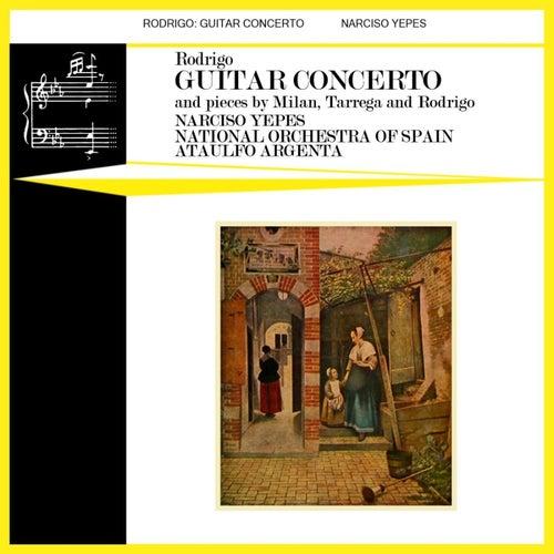 Rodrigo Guitar Concerto by Narciso Yepes