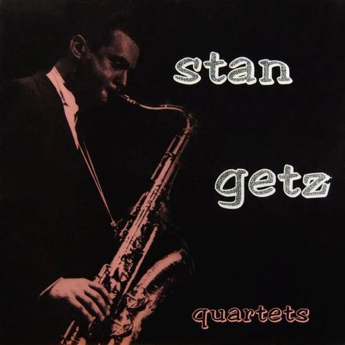 Quartets by Stan Getz