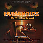 Humanoids From The Deep - Original Motion Picture Soundtracks by Various Artists