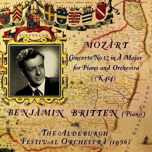 Mozart Concerto No 12 by Benjamin Britten