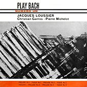 Play Bach No 1 by Jacques Loussier
