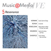 Music@Menlo 2012 Resonance Disc V: Herrmann - Schoenfield by Various Artists