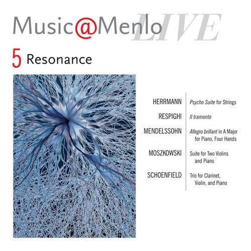 Music@Menlo 2012 Resonance Disc V: Herrmann - Schoenfield by Various Artists