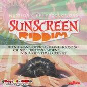 Sunscreen Riddim by Various Artists