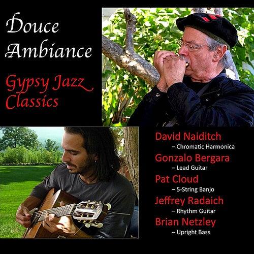 Douce Ambiance: Gypsy Jazz Classics (feat. David Naiditch, Gonzalo Bergara, & Pat Cloud) by David Naiditch