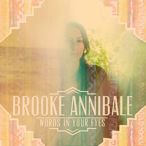 Words in Your Eyes EP by Brooke Annibale