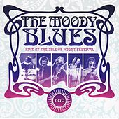 Live At the Isle of Wight Festival 1970 von The Moody Blues