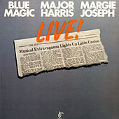 Live! by Margie Joseph