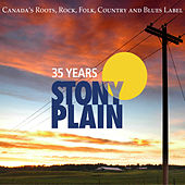 35 Years Of Stony Plain von Various Artists