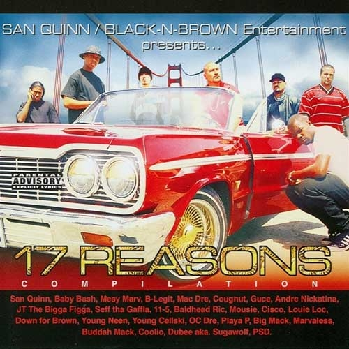 17 Reasons by Various Artists