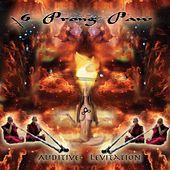 Auditive Levitation by 6 Prong Paw