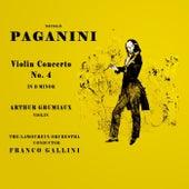 Paganini Violin Concerto by Arthur Grumiaux