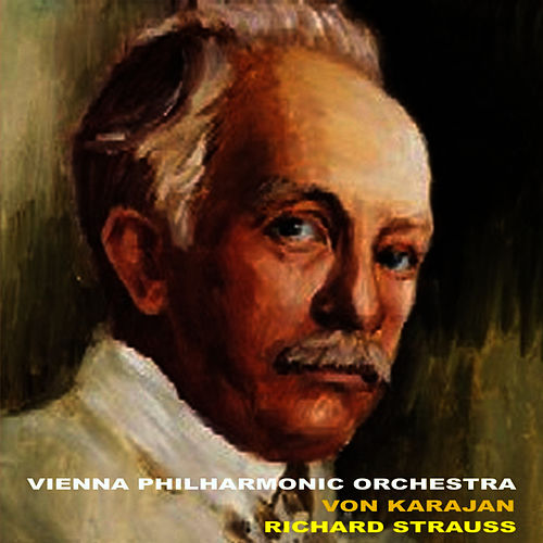 Strauss: Selections by Vienna Philharmonic Orchestra