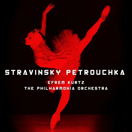 Stravinsky Petrouchka by Philharmonia Orchestra