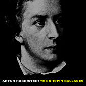 The Chopin Ballades by Artur Rubinstein