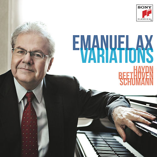 Variations by Emanuel Ax