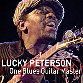 One guitar master by Lucky Peterson
