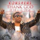 Thank God Fi Di Gal Dem - Single by Konshens
