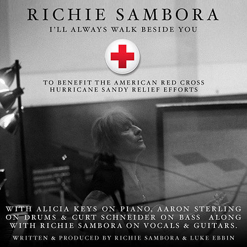 I'll Always Walk Beside You (feat. Alicia Keys, Luke Ebbin, Aaron Sterling, and Curt Schneider) by Richie Sambora