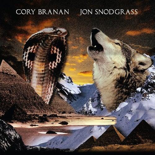 Wolf & Cobra by Cory Branan