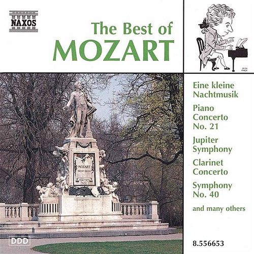 Mozart: Best of Mozart (The) by Various Artists