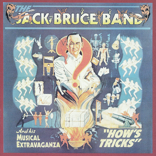 How's Tricks by Jack Bruce
