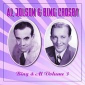 Bing & Al Volume 3 by Bing Crosby