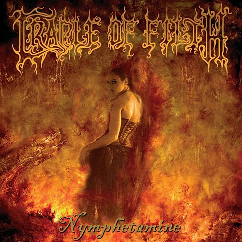 Nymphetamine Bonus Track Album by Cradle of Filth