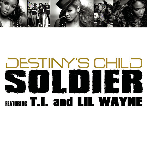 'soldier' Mixes: 5 Track Bundle by Destiny's Child