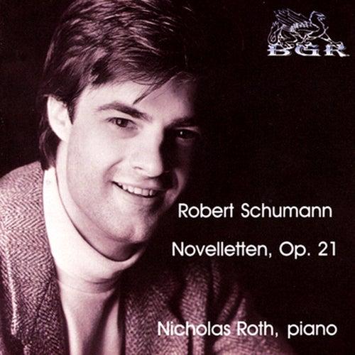 Schumann - Novelletten, Op. 21 by Nicholas Roth