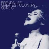 Greatest Country Songs by Brenda Lee