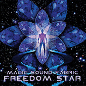 Freedom Star by Magic Sound Fabric