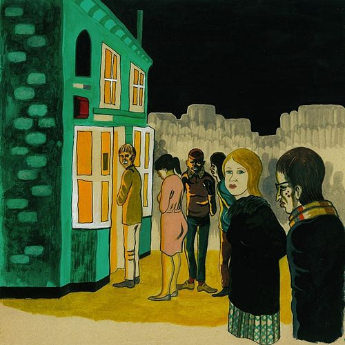 In Cambridge by Casiotone For The Painfully Alone