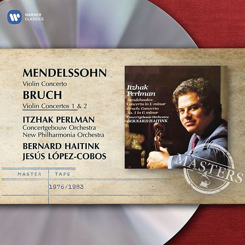 Bruch & Mendelssohn: Violin Concertos by Various Artists