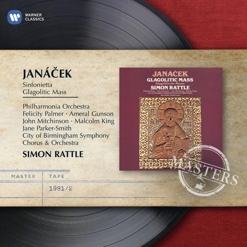 Janacek: Glagolitic Mass; Sinfonietta by Various Artists