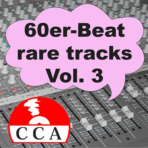 60er Beat Rare Tracks Vol. 3 by Various Artists