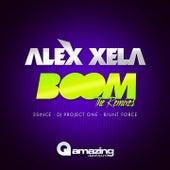 Boom the Remixes by Alex Xela