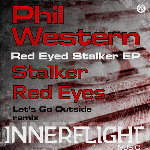Red Eyed Stalker by Phil Western