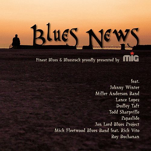Blues News by Various Artists