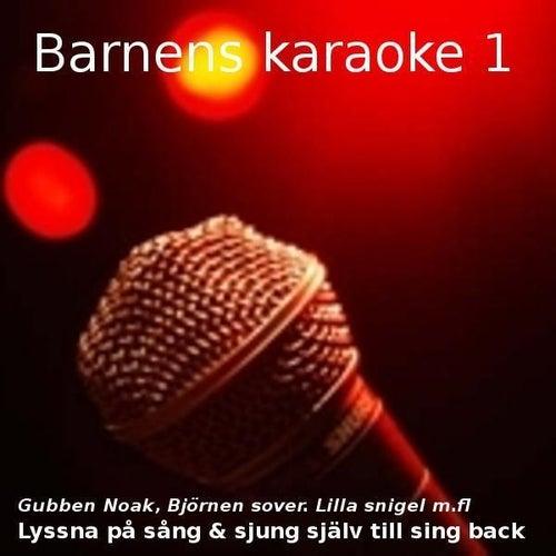 Barnens karaoke 1 by Various Artists