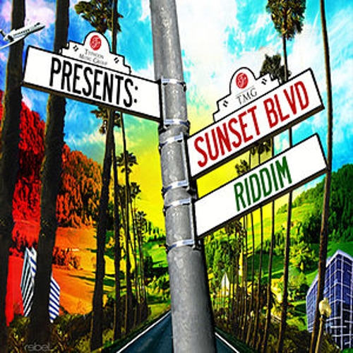 Sunset Blvd Riddim by Various Artists