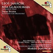 Janacek: Msa glagolskaja - Taras Bulba by Various Artists