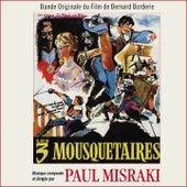 Bande Originale du film Les Trois Mousquetaires : Les ferrets de la Reine de Bernard Borderie (1961) by Anonymous
