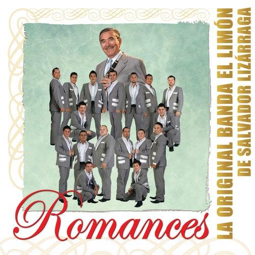 Romances by La Original Banda El Limon de Salvador Lizárraga