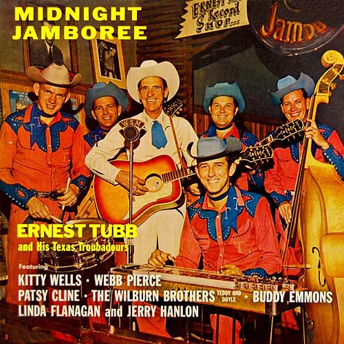 Midnight Jamboree by Ernest Tubb & His Texas Troubadours