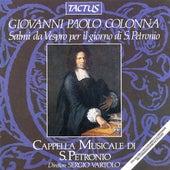 Giovanni: Salmi da Vespro per il giorno di. S. Petronio by Various Artists