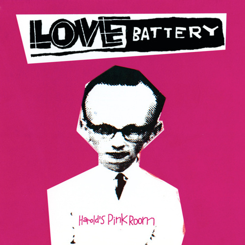 Harold's Pink Room by Love Battery