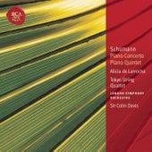 Schumann: Piano Concerto & Piano Quintet: Classic Library Series by Alicia De Larrocha