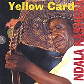 Yellow Card by Ndala Kasheba