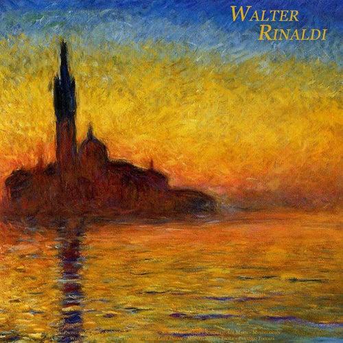 Pachelbel: Canon - Sinding: Rustle of Spring - Satie: Gymnopèdies - Schubert: Ave Maria - Mendelssoh by Walter Rinaldi
